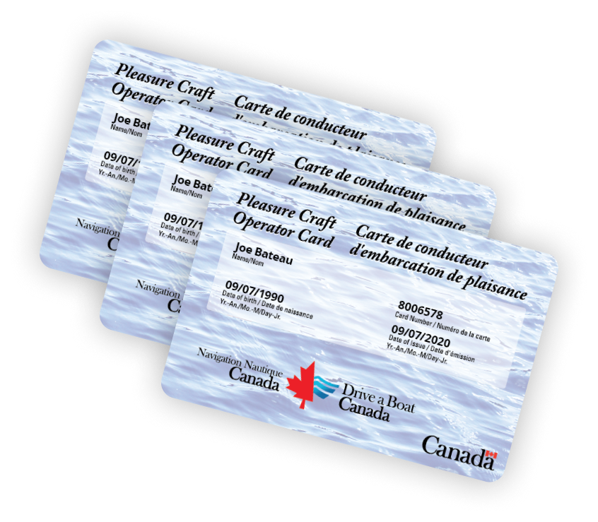 Boating Licence Canada