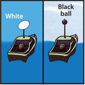 anchored boats under 7 m navigation lights
